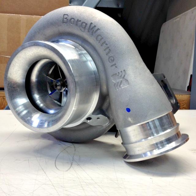 htyrhfd turbosprężarka
