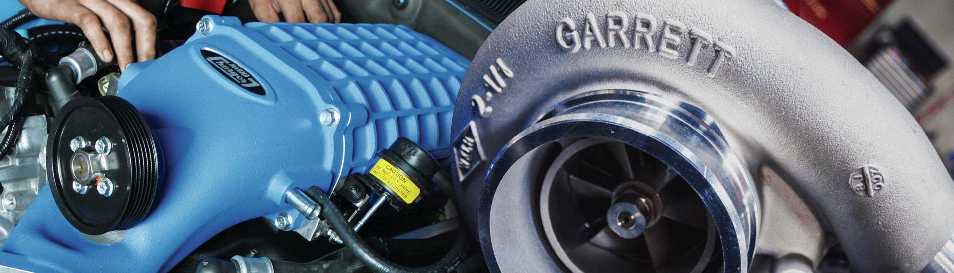 tregf turbosprężarka