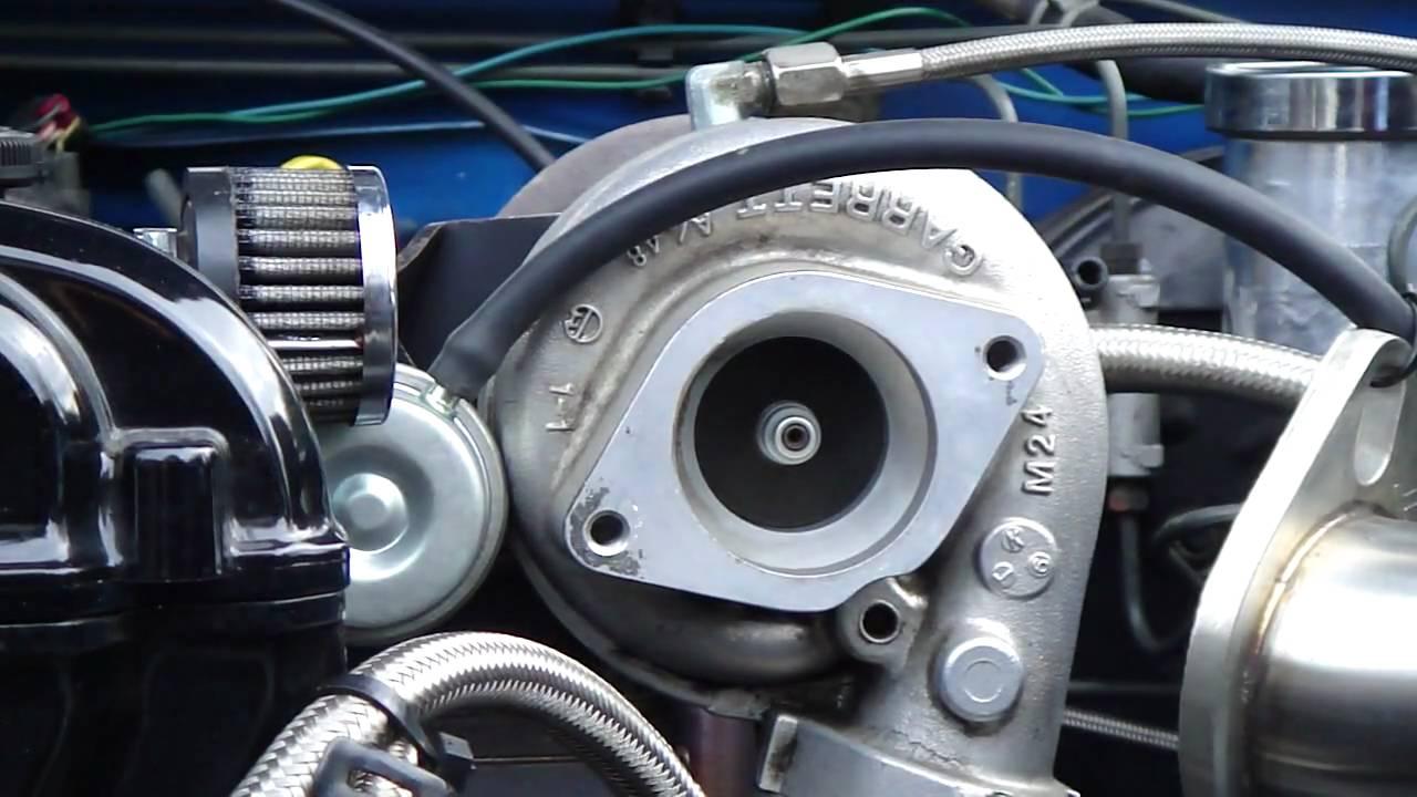 gvdf turbosprężarka