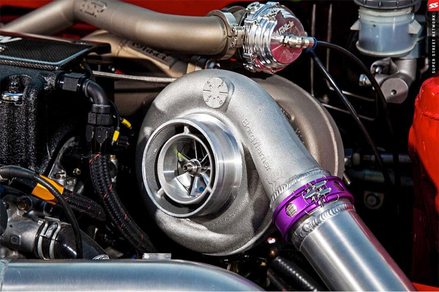 vgsvfd turbosprężarka