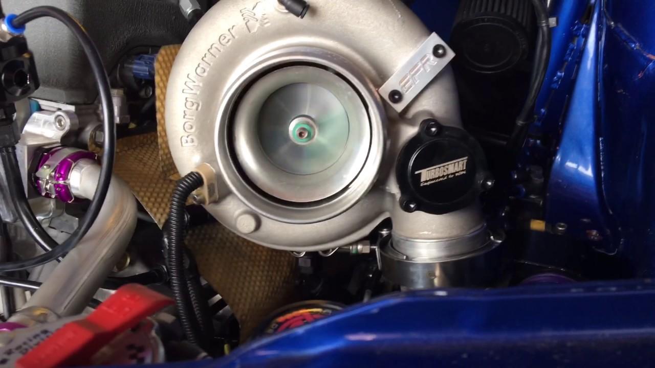 gvfd turbosprężarka