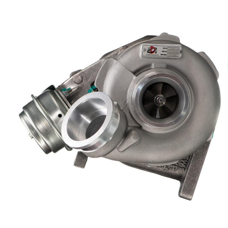 ythgf turbosprężarka